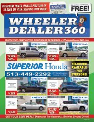 Wheeler Dealer 360 Issue 28, 2019