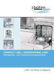 Spüler Compact_ Professional Line