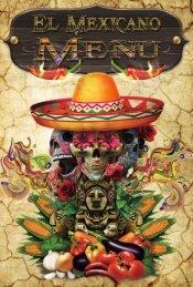 Speisekarte - Rablander Grillstube - El Mexicano