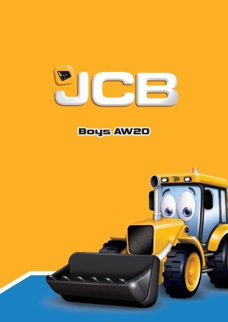 Cleversocks JCB Boys Range
