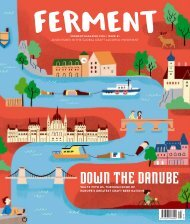 Ferment Issue 41 // Down the Danube