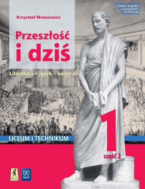 E82070 Preprint Przeszłośc I Dziś Kl 12