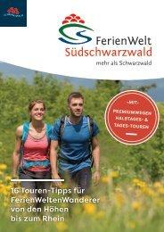 Ferienwelt-Südschwarzwald-Wander-Tipps