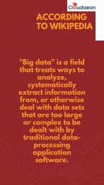 How big data help boost your business