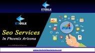 Seo Services In Phoenix Arizona | Website Designing Agency in Phoenix AZ