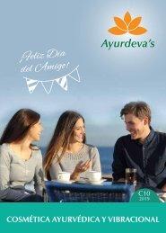 Catalogo Ayurdevas  C10 2019