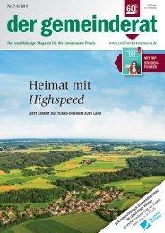 der gemeinderat_Ausgabe 7-8_2019