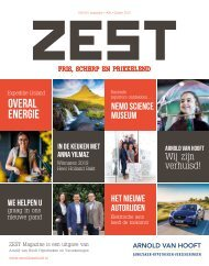 ZEST Magazine | Arnold van Hooft | juni 2019
