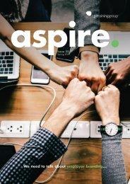 Aspire Issue 23 - Spring 2019