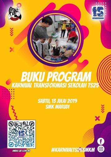 Buku Program Karnival TS25 SMK Marudi