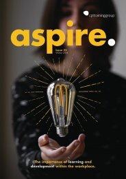 Aspire Issue 22 - Winter 2019