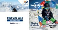 Lonely Planet -Las Leñas