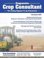 Progressive Crop Consultant July/August 2019