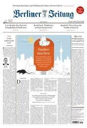 Berliner Zeitung 10.07.2019