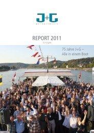 J+G-Report 2011