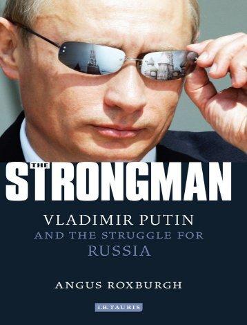 Putin Strong man