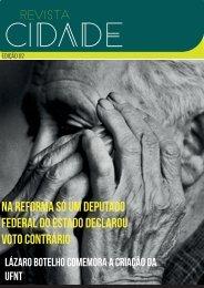 Revista Cidade  Edição 02
