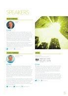 5th CENSIS Tech Summit 2018 Agenda - Page 5