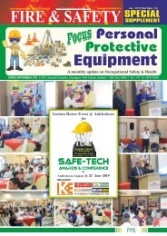 Focus Personal Protective Equipment July 2019