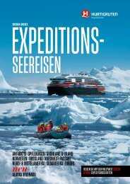 Katalog Expeditionen 2020-21 mit Preistableau