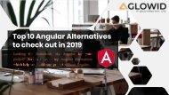 Top 10 Angular Alternatives