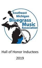 2019 Hall of Honor Program