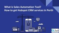 What is Sales Automation Tool_ How to get Hubspot CRM services_ (1)