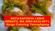 TERENAK !!, CALL/WA 0895-0432-8971, Catering Prasmanan Tulungagung