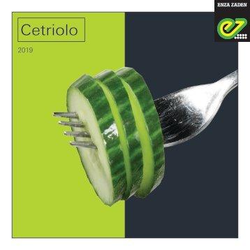 Brochure Cetriolo 2019