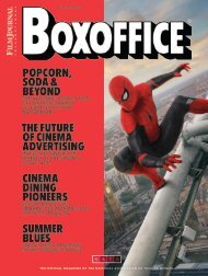 Boxoffice - July 2019