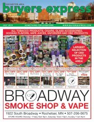 Buyers Express - Rochester Edition - July 2019
