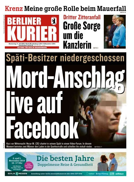 Berliner Kurier 11.07.2019