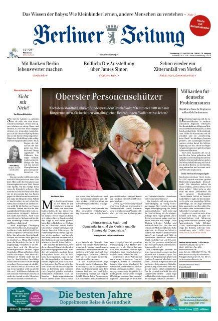 Berliner Zeitung 11.07.2019