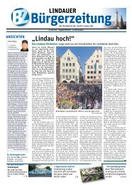 13.07.19 Lindauer Bürgerzeitung