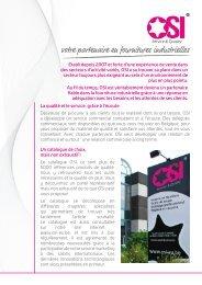 Catalogue OSI 2019