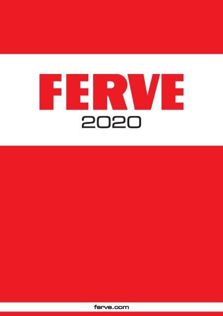 Catalogo FERVE 2020