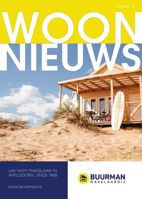 E magazine Buurman Makelaardij augustus 2019