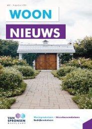 E magazine Van Spronsen Makelaars augustus 2019