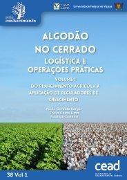 ALGODÃO NO CERRADO - V 1