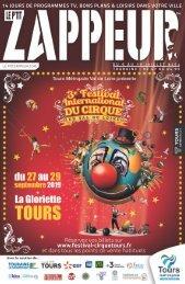 Le P'tit Zappeur - Tours #464