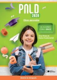 Catálogo de obras PNLD 2020 _ Editora Saraiva