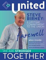 United magazine Winter 2019