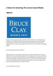 5 social media agency