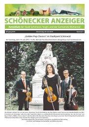Schönecker Anzeiger Juni 2019