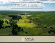 THE HOME RANCH Offering Brochure