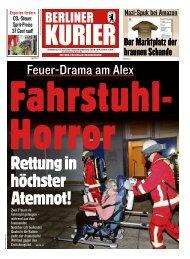 Berliner Kurier 13.07.2019