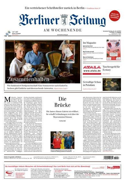 Berliner Zeitung 13.07.2019