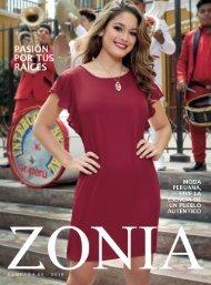 Zonia - Pasión por tus raíces