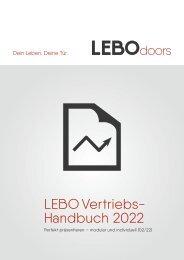 LEBO POS-Handbuch
