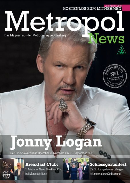 Metropol News Juli 2019
